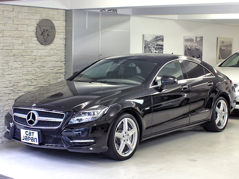 Mercedes Benz CLS550 BE