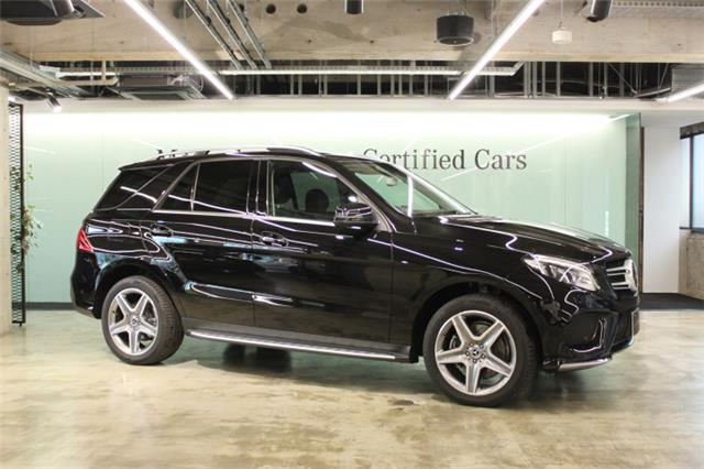 Mercedes Benz GLE350 ブルーテック4MATIC AMG