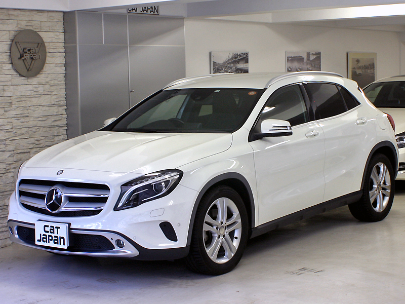 Mercedes Benz GLA250 4MATIC