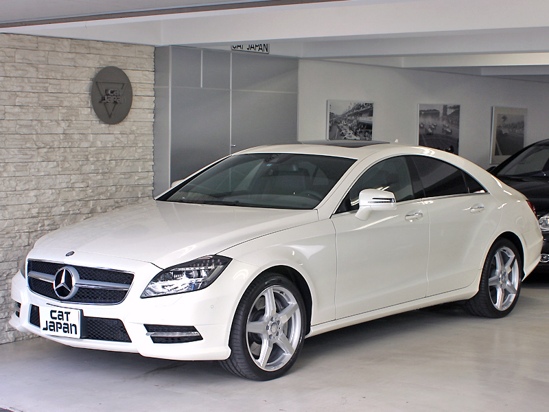 Mercedes Benz CLS550 BE  AMGスポーツパッケージ